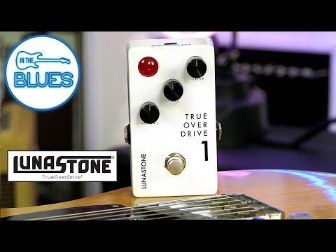 Lunastone True Overdrive #1 Pedal