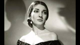 "Video Maria Callas - ""Ebben ? ne andrò lontana"" - La Wally MP3, 3GP, MP4, WEBM, AVI, FLV Juni 2018"