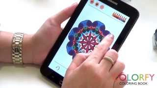 Video Youtube de Colorfy - Coloring Book Free