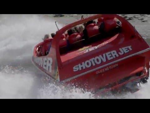 Shotover Jet, Queenstown