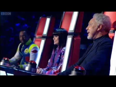 The Voice UK -S1 Episode 1 Part 2