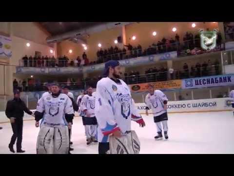 ХК 'Иртыш' наградили золотыми медалями чемпионата Казахстана