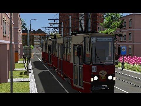 LET`S PLAY Train SImulator 2014 / Tram Konstal 105Na auf Linie 1:  HEUTE ERÖFFNET!----TEAMSPEAK SERVER: serv2.chrg-server.deVllt. hören wir uns ja!------------------------Kommentiertes Gameplay von Lennart------------------------Heute sind wir auf der neu erschienenen Straßenbahnkarte von Charmed-Life unterwegs. Mit dabei ist die Straßenbahn Konstal 105Na. Ich wünsche euch viel Spaß und würde mich sehr freuen, wenn ihr das Video bewerten und kommentieren würdet!------------------------Entwickler des Train Simulator: http://www.railsimulator.com/------------------------Strecke: Neue Straßenbahnkartehttp://rail-sim.de/forum/index.php/Thread/11280-Stra%C3%9Fenbahn-Map-DOWNLOAD-BETA/?pageNo=1Rollmaterial:Konstal 105Nahttp://railworks-strefa.pl/index.php/tabor-tramwajowySzenario: Linie 1 zum Friedhof------------------------Viel Spaß!