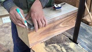 Video Amazing Skills Woodworking Extremely High Technical To Create Masterpiece Hand-Crafted, How To, DIY MP3, 3GP, MP4, WEBM, AVI, FLV April 2019