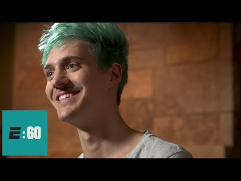 Meet Ninja: Fortnite sensation sits down for interview with Ariel Helwani | E:60 | ESPN