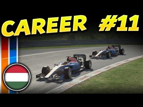 F1 2016 CAREER MODE PART 11: HUNGARY_Legjobb vide�k: Magyarorsz�g