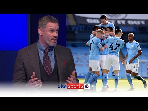 """""""They need that Champions League!""""   Carragher and Hughes analyse Man City's incredible winning run"""