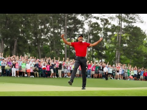 USA: Golf-Superstar Tiger Woods siegt beim Masters in ...