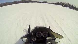 3. ride skidoo mach Z 1000 10-200 kmh 12 sec