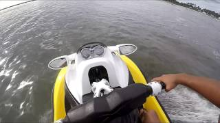 8. A SUPERCHARGED RIDE! SEA-DOO RXT 300HP