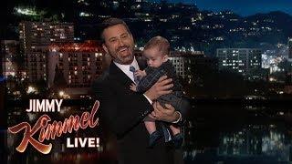 Video Jimmy Kimmel Returns with Baby Billy After Heart Surgery MP3, 3GP, MP4, WEBM, AVI, FLV Desember 2017