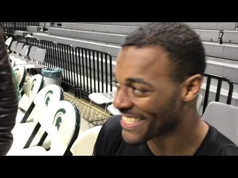 Michigan State Spartans Basketball: Xavier Tillman on Duke