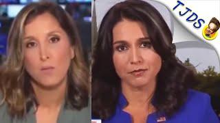 Tulsi Shuts Down MSNBC Host Mid-Smear