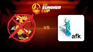NoBountyHunter против afk20, Вторая карта, BTS Summer Cup