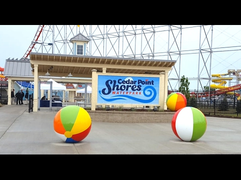 A first look at Cedar Point Shores (видео)