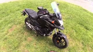 9. First / Initial Review of my 2014 Honda NC700XD DCT NC700X