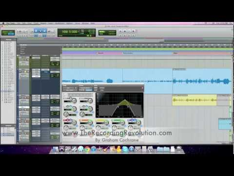 5 Minutes To A Better Mix: Telephone Vocals Effect – TheRecordingRevolution.com