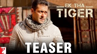 Nonton Ek Tha Tiger   Official Teaser   Salman Khan   Katrina Kaif Film Subtitle Indonesia Streaming Movie Download
