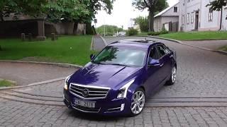 Cadillac ATS 4x4 Turbo AUTOMAT