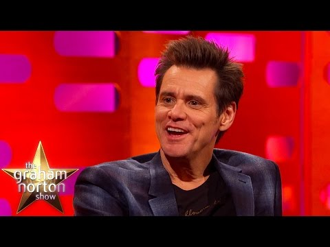 Jim Carrey u Grahama Nortona