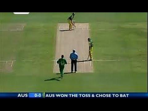 World Record 438 Match-South Africa vs Australia- part 1 Australia batting