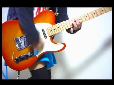 """Crow Song"" を弾いてみました。【ギター/Guitar cover】by mukuchi"