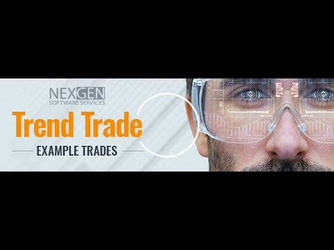 Trend Trading Only High Probabilty Setups By Nexgen Software Services