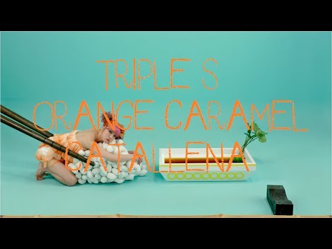 TRIPLE S | Orange Caramel | Catallena