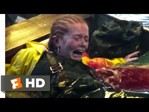 Crawl (2019) - Eating the Looters Scene (2/10) | Movieclips