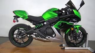 6. 2016 Kawasaki Ninja 650 (ABS)