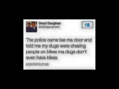 Scottish Tweets (as Read By A Glaswegian) 3