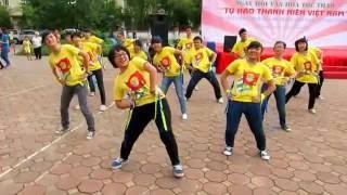 Té nước - Dân vũ quốc tế