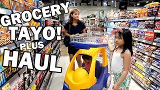 VLOG #56 : GROCERY SHOPPING AND HAUL - Via Austria