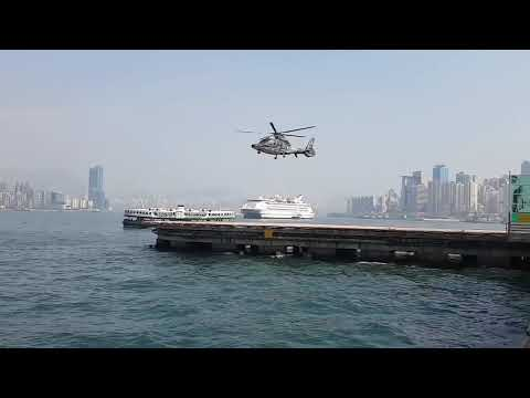 Camera Shutter Speed Matches Helicopter s Rotor