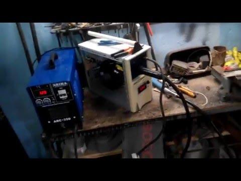 Сварочный полуавтомат из обычного сварочного аппарата своими руками 23