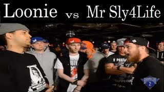 Ground Zero Battles | Sly4life vs. Loonie