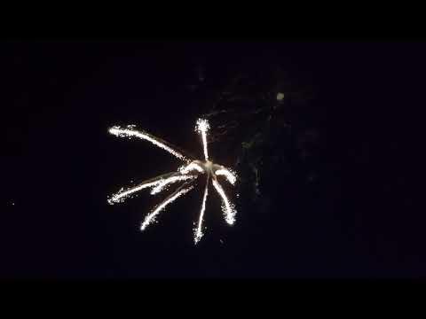 Suisun Marina Fireworks 4th of July 2018