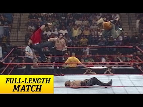 apa - The young Hardy Boyz get their first crack at the World Tag Team Championship when they battle Faarooq & Bradshaw - Raw, July 5, 1999 Subscribe Now - http://...