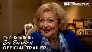 Subscribe to the HBO Docs YouTube: http://itsh.bo/10r45k3If You're Not in the Obit, Eat Breakfast premieres Monday, June 5 at 8PM, only on HBO.HBO Docs on Facebook: https://www.facebook.com/hbodocsHBO Docs on Twitter: https://twitter.com/HBODocs HBO Documentary Films homepage: http://itsh.bo/I83ODm.HBO Documentary Films on HBO GO® http://itsh.bo/kUIs4w.HBO Documentary Films on Connect: http://connect.hbo.com/documentariesIt's HBO.Connect with HBO OnlineFind HBO on Facebook: http://Facebook.com/HBOFollow @HBO on Twitter: http://Twitter.com/HBOFind HBO on Youtube: http://Youtube.com/HBOFind HBO Official Site: http://HBO.comFind HBO Connect: http://Connect.hbo.comFind HBO GO: http://HBOGO.comFind HBO on Instagram: http://Instagram.com/hboFind HBO on Foursquare: http://Foursquare.com/hboCheck out other HBO ChannelsHBO: http://www.youtube.com/hboGame of Thrones: http://www.youtube.com/GameofThrones True Blood: http://www.youtube.com/trueblood HBO Sports: http://www.youtube.com/HBOsports Real Time with Bill Maher: http://www.youtube.com/RealTime Cinemax: http://www.youtube.com/Cinemax HBO Latino: http://www.youtube.com/HBOLatino
