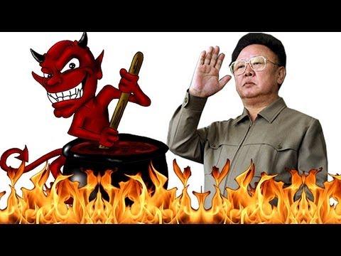NMA - Kim Jong-il Dead