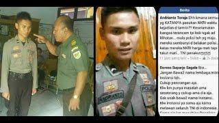 Video Ulah Bripda Andrianto sindir TNI berbuah penahanan MP3, 3GP, MP4, WEBM, AVI, FLV Desember 2017