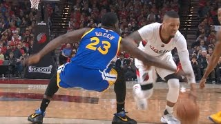 Damian Lillard's FILTHY Crossover vs. the Warriors | April 24, 2017 by NBA