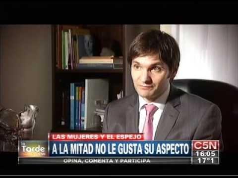Entrevista al Dr Fernando Felice por Nequi Galotti - C5N