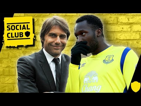 LUKAKU TO LEAVE EVERTON FOR CHELSEA | SOCIAL CLUB
