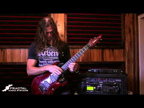 Axe-Fx II in the Studio with Chris Broderick