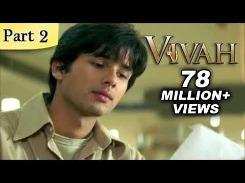 Video Vivah Hindi Movie | (Part 2/14) | Shahid Kapoor, Amrita Rao | Romantic Bollywood Family Drama Movies download in MP3, 3GP, MP4, WEBM, AVI, FLV January 2017