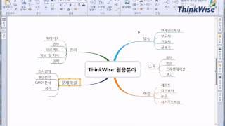 #3 [북러닝] 생각정리의 기술 - 마인드 맵: ThinkWise로 생각정리하기