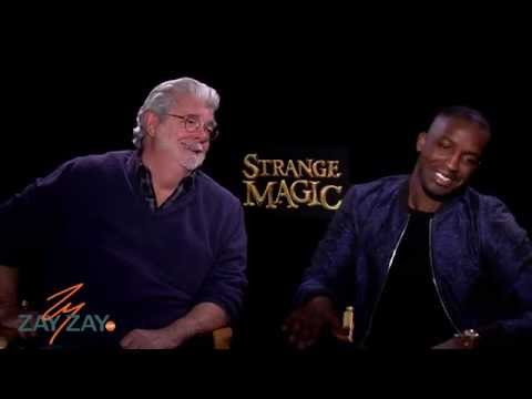 Strange Magic - George Lucas & Elijah Kelley - ZayZay.Com