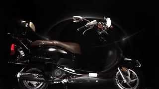 7. Lance Cali Classic 360° View - Midnight Black