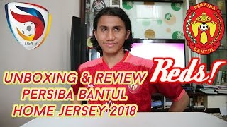 Download Video PERSIBA BANTUL HOME JERSEY 2018 | #JEBOLIN #PERSIBABANTUL MP3 3GP MP4